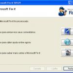 Microsoft Hotfix 50529 - Quarta etapa