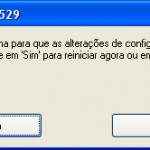 Microsoft Hotfix 50529 - Quinta etapa