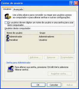 UserPasswords2 - Autologon