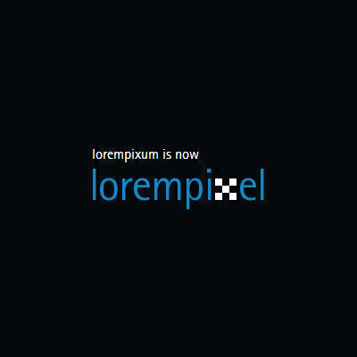 Logo do LorenPixel